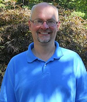 Tim Hyatt, Engineering Technician
