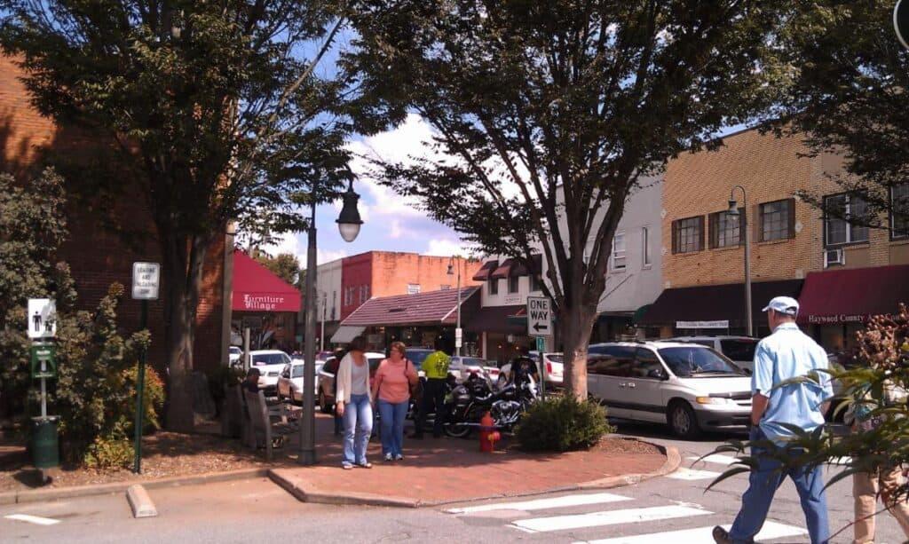 Ada Transition Plan Waynesville, NC