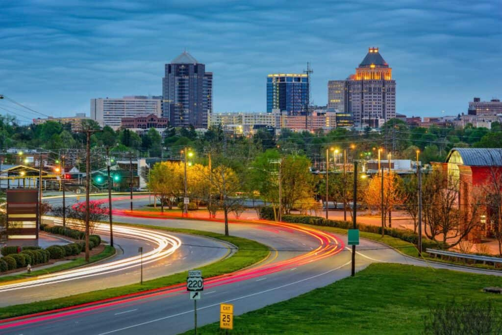 Complete streets Policy updates high point nc