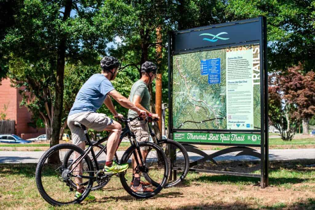 Comprehensive Bicycle & pedestrian plan Spindale NC
